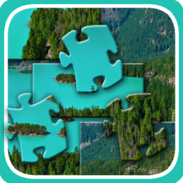 Washington State Jigsaw and Slider
