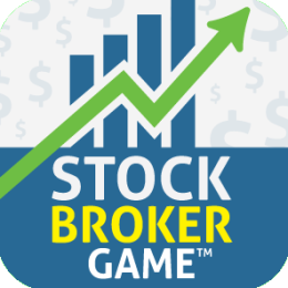 Stock Broker Game - $10,000 to invest in the stock market!