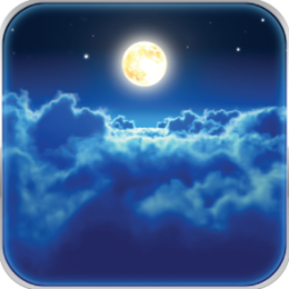 Moonlight Night: Rest, Relax, Unwind