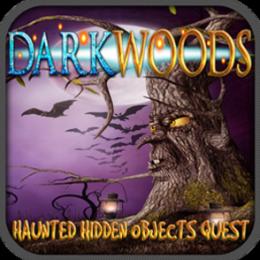 Dark Woods Haunted Quest Hidden Objects Game