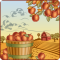 Retro Farm Harvest HD Live Wallpaper