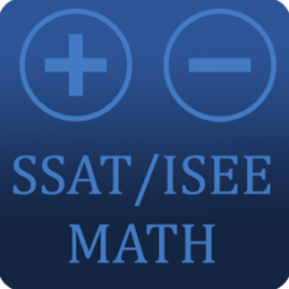 SSAT & ISEE Math Tutor