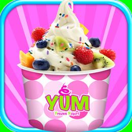 Frozen Yogurt Maker - Froyo Shop