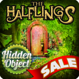 Hidden Object - The Halflings