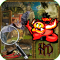 Escape from Haunted Town - Hidden Objects