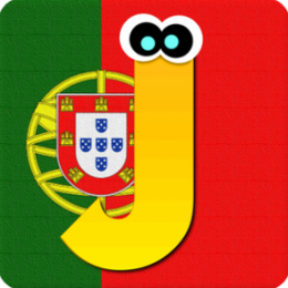 iJumble - Portuguese Language Vocabulary and Spelling Word Game