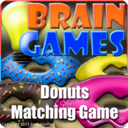 Donuts- Matching Game