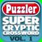 Puzzler Super Cryptic Crosswords - Volume 1