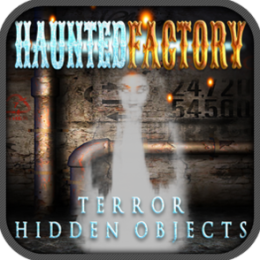 Haunted House Hidden Objects Factory Terror Quest