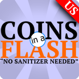 Coins In A Flash