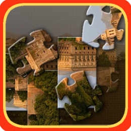 Spain Jigsaw and Slider