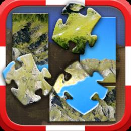Switzerland Jigsaw and Slider