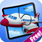 Transport Jigsaw Puzzles 123 Free - Fun Learning Puzzle Game for Kids