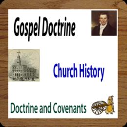 LDS Gospel Doctrine (D & C)
