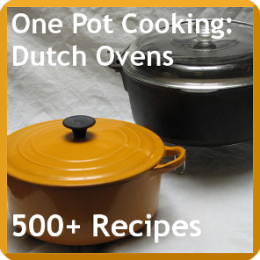 Dutch Oven: 500 Recipes for