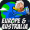Amazing Geography Game - Europe & Australia. Making learning geography fun!