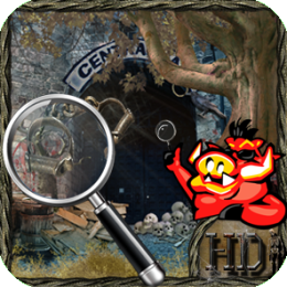 Prison Escape - Hidden Object
