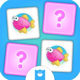 Pairs Match Kids - Memory Game