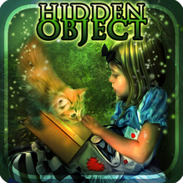 Hidden Object - Visions of Alice