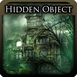 Hidden Object - Haunted Places