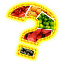 What is it? Fruits and veggies