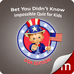 Bet You Didn't Know- Impossible Quiz for Kids (USA)