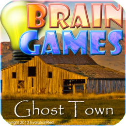 Ghost Town - Brain Twister Puzzles
