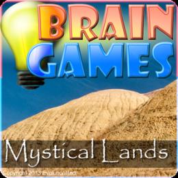 Mystical Lands - Brain Twister Puzzles