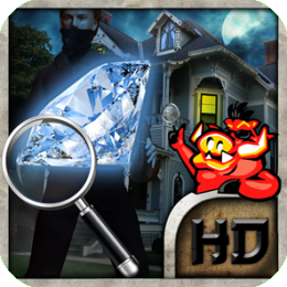 Diamond Thief - Hidden Object