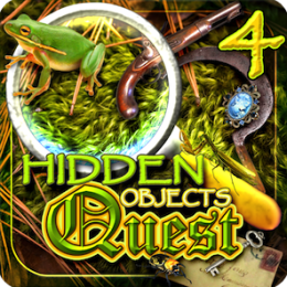 Hidden Objects Quest 4: Mystic Places