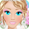 Bridal Wedding Salon - Dress Up Girl