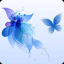 Blue Dream Live Wallpaper