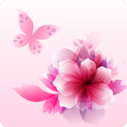 Pink Dream HD Live Wallpaper