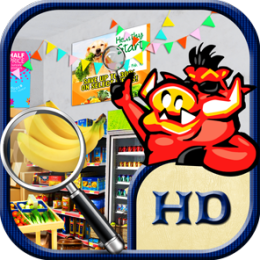The shop around the corner - Hidden Object