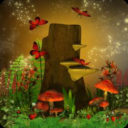 Hidden Garden Fantasia