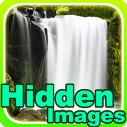 Hidden Images - Waterfall Wonder