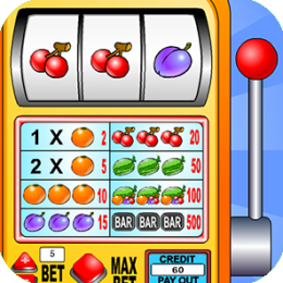 Super Slots - A Fun Slot Machine Game with a twist!