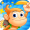 Monkey Math - Jetpack Adventure