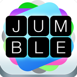 Jumble - the mind boggling word find game