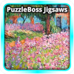 Monet: Fine Art Jigsaw