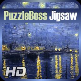 Van Gogh: Fine Art Jigsaw