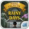 Hidden Objects Rainy Days & 3 puzzle games