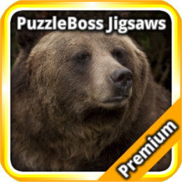 Grizzly Bear Jigsaw Puzzles
