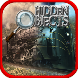 Hidden Objects - Trains of Past & Present