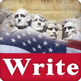 US Citizenship Writing Practice