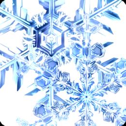 Snowflakes HD Live Wallpaper