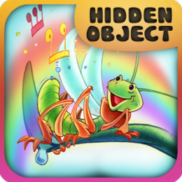 Hidden Object - The Ladybug Children