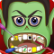Spooky Halloween Dentist Office - Fun Virtual Kids Nurse and Doctor Games