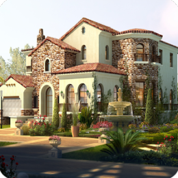 Hidden Objects Million Dollar Home