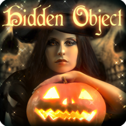 Hidden Object - Happy Halloween